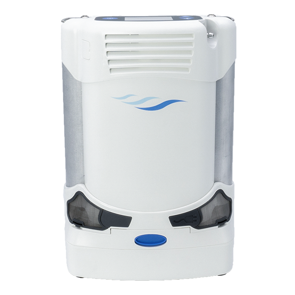 CAIRE® FreeStyle Comfort Portable Oxygen Concentrator with 16 Cell Battery