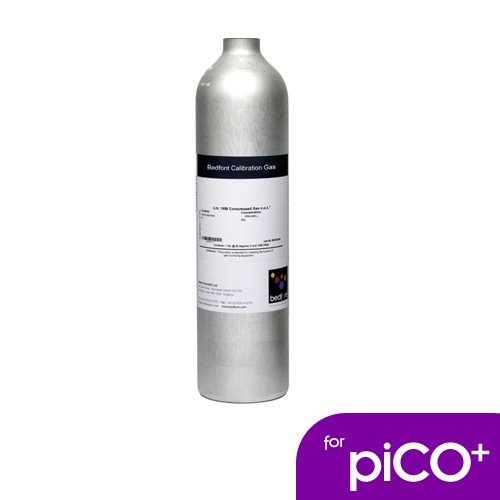 110l calibration gas, 20ppm for piCO Smokerlyzers