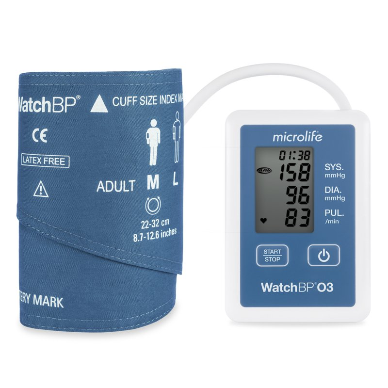 MicroLife WatchBP 03 2nd Generation 24 hour ABPM
