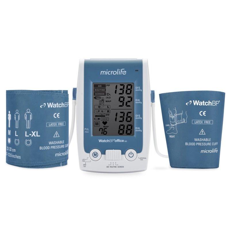 Watch BP Office ABI Blood Pressure Monitor