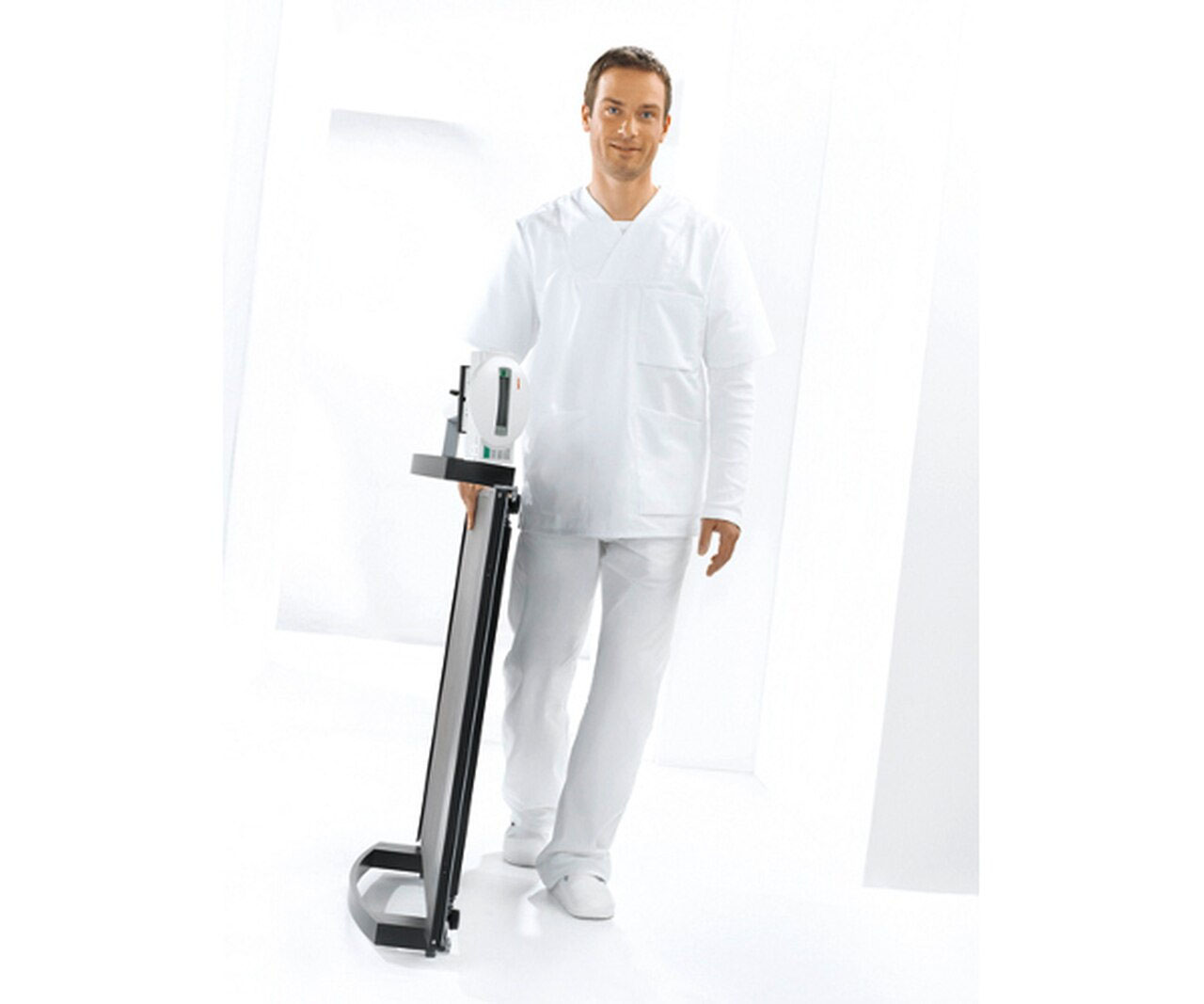 SECA 665 Electronic Wheelchair Scales