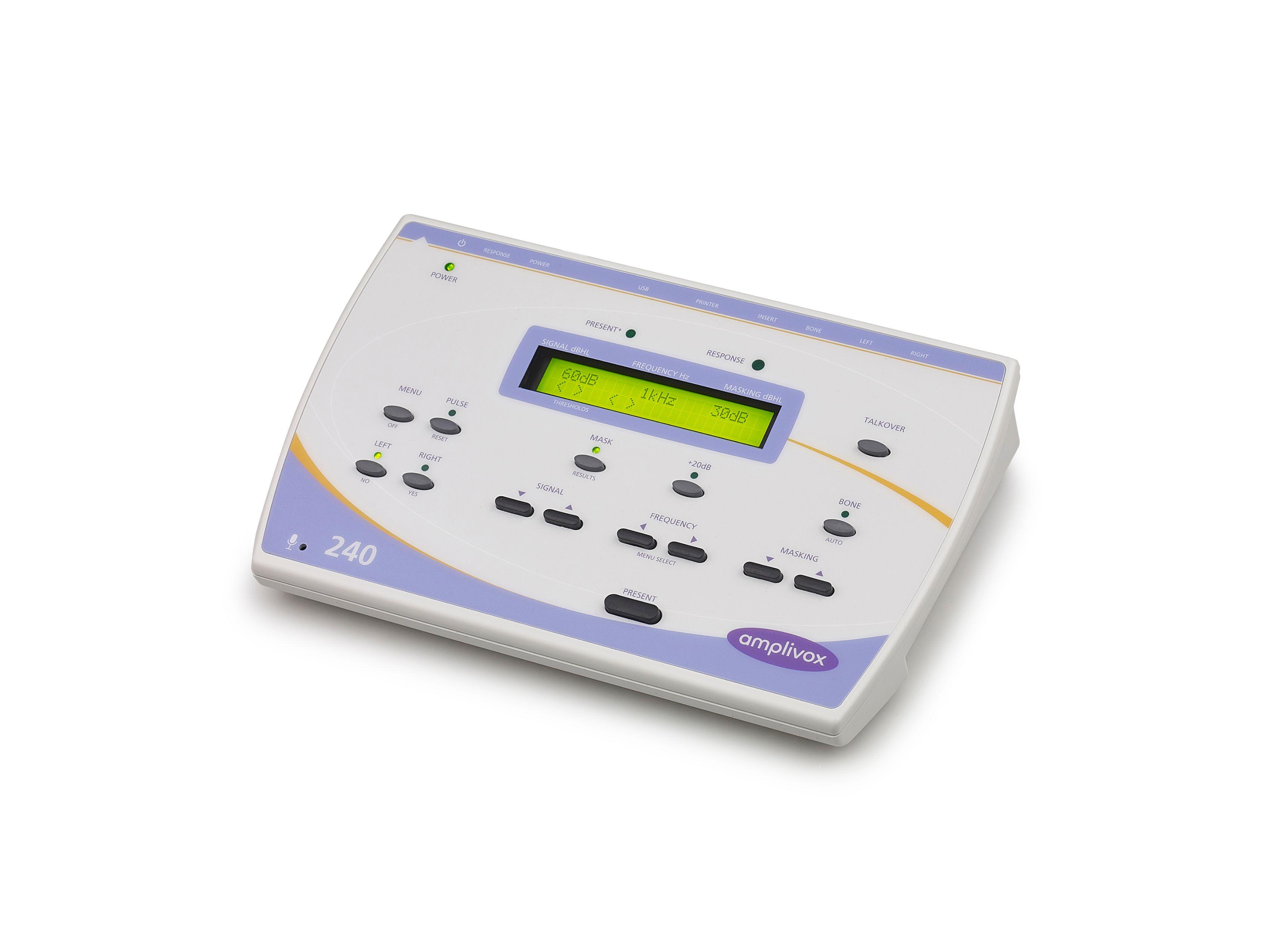 Amplivox 240 Diagnostic Audiometer