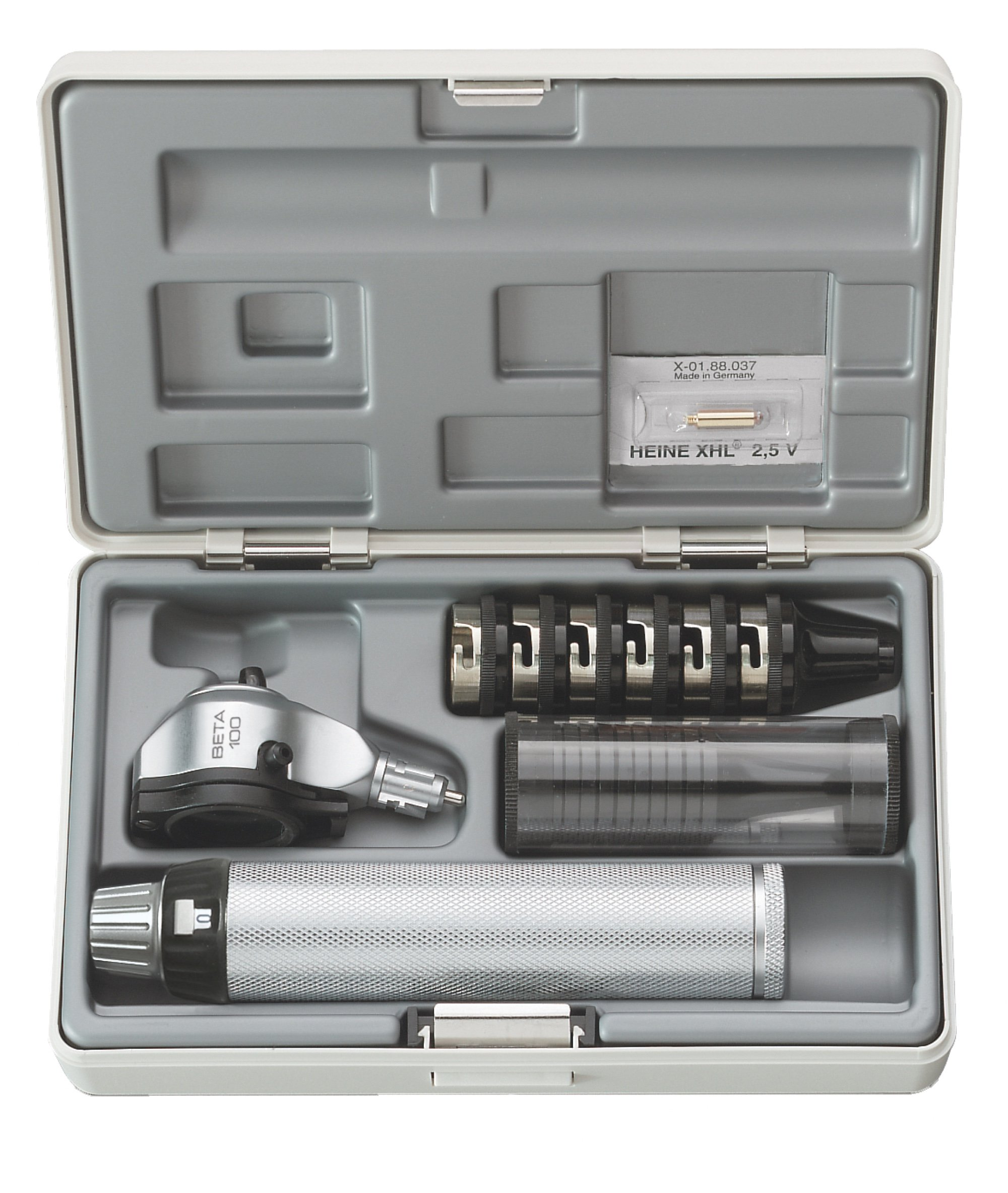 HEINE BETA 100 Otoscope Set with battery handle