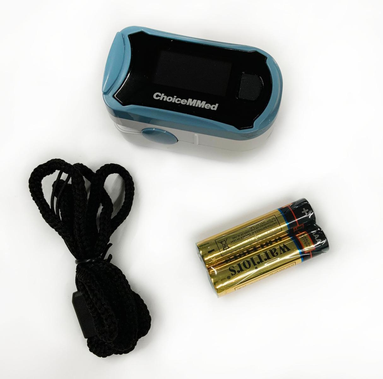 MD300C29 PulseOx - Fingertip pulse oximeter