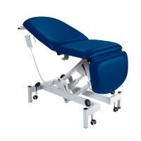 Sunflower Fusion Drop End Multi-Discipline Couch, Electric Height Adjustment, Gas Assisted Head and Foot Sections