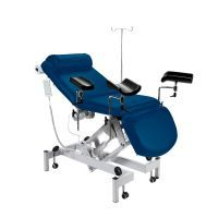 Sunflower Fusion Drop End Multi-Discipline Couch, Electric Height Adjustment, Electric Back and Foot Sections