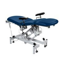 Sunflower Fusion Phlebotomy Chair - Electric Back & Foot Sections & Tilting Seat