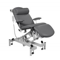 Sunflower Fusion Treatment Chair - Gas Assisted Head Section & Powered Tilting Seat