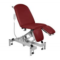 Sunflower Fusion Treatment Chair - Gas Assisted Head Section & Fixed Seat