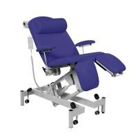 Sunflower Fusion Treatment Chair - Powered Head Section & Powered Tilting Seat