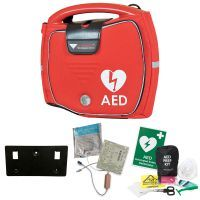 Rescue SAM AED Defibrillator Packages