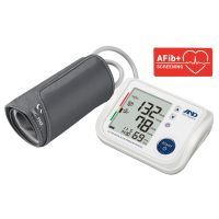 A&D Medical UA-1020 Upper Arm Blood Pressure Monitor with Atrial Fibrillation Screening