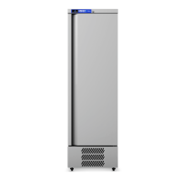 Williams MEDI+ Pharmacy Fridge Solid Door 335 Litres