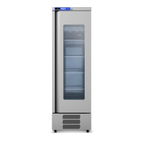 Williams MEDI+ Pharmacy Fridge Glass Door 335 Litres