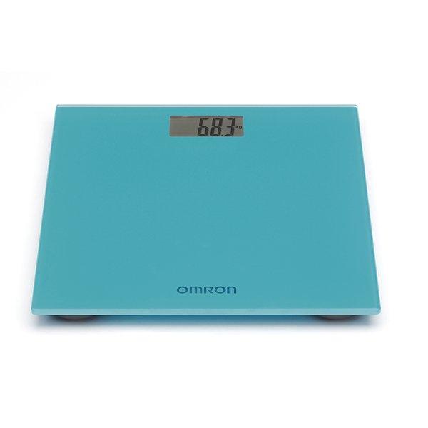Omron Digital Scales HN289 Ocean Blue