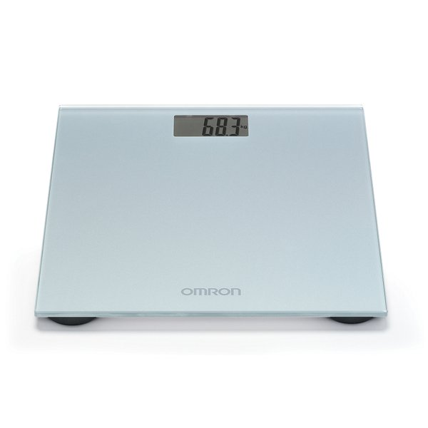 Omron Digital Scales HN289 Silky Grey
