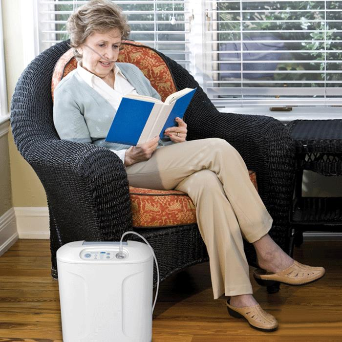 INOGEN at Home® Oxygen Concentrator