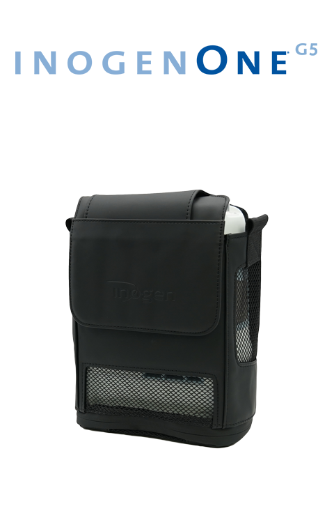 INOGENONE® G5 Portable Oxygen Concentrator With 8 Cell Battery