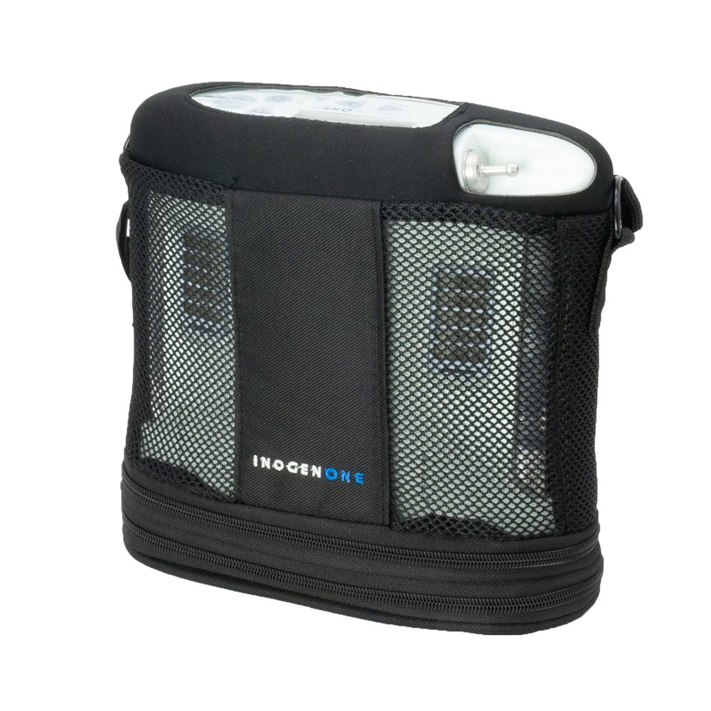 INOGENONE® G3 Portable Oxygen Concentrator With 8 Cell Battery