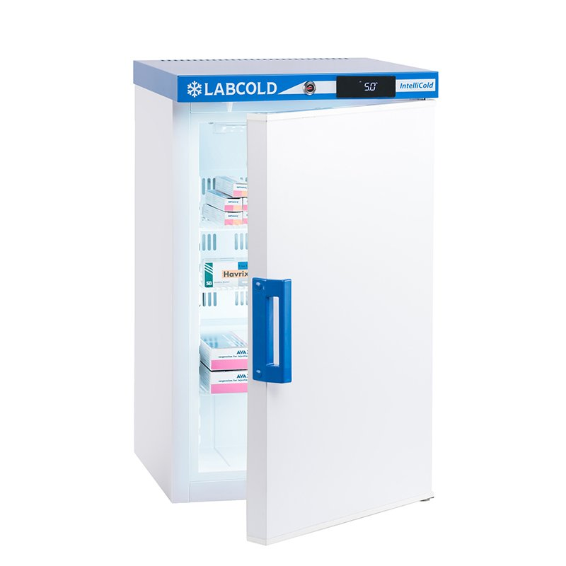 LABCOLD Pharmacy Fridge Solid Door 66 Litres