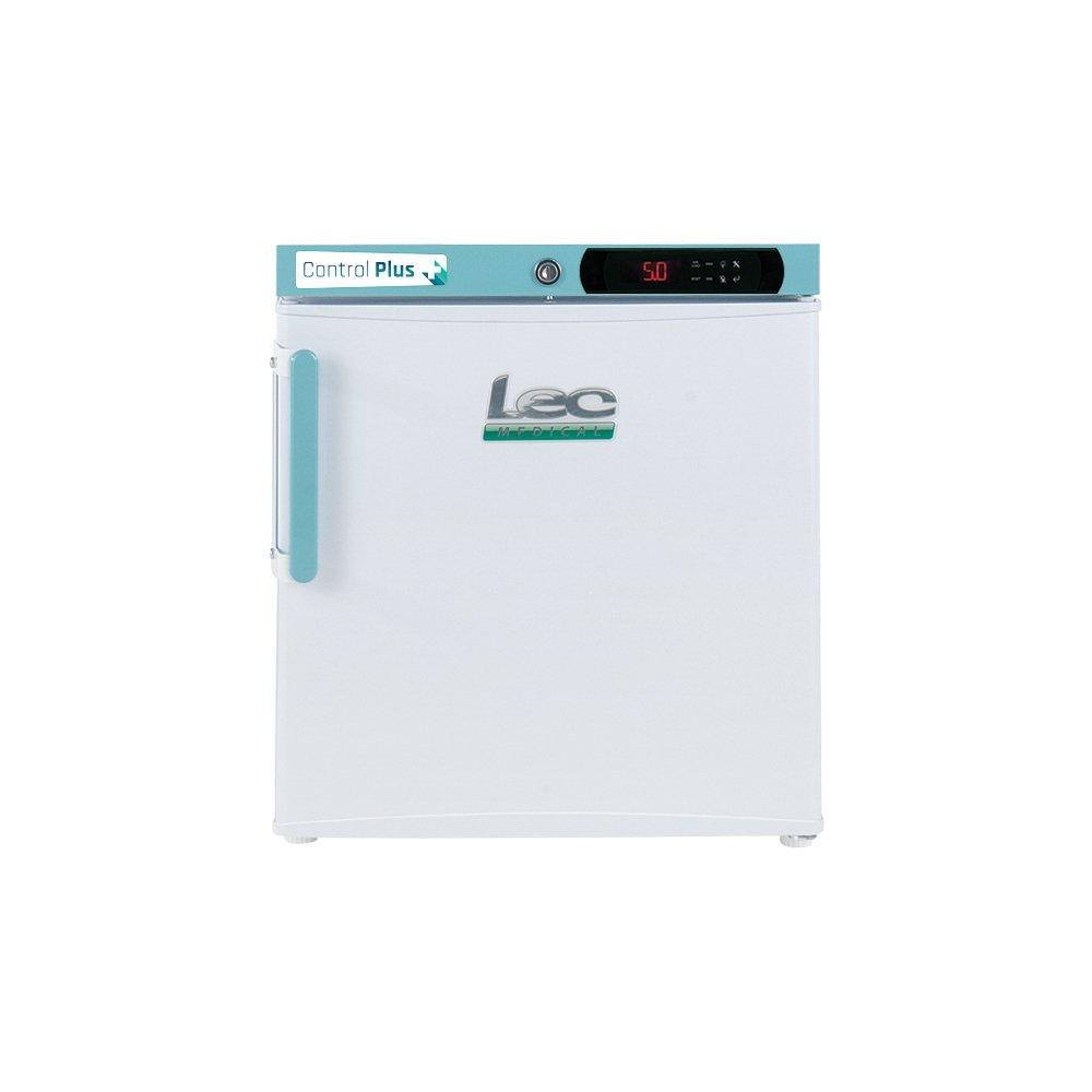LEC PPSR47UK Bench Top 47L Pharmacy Fridge (Solid Door)