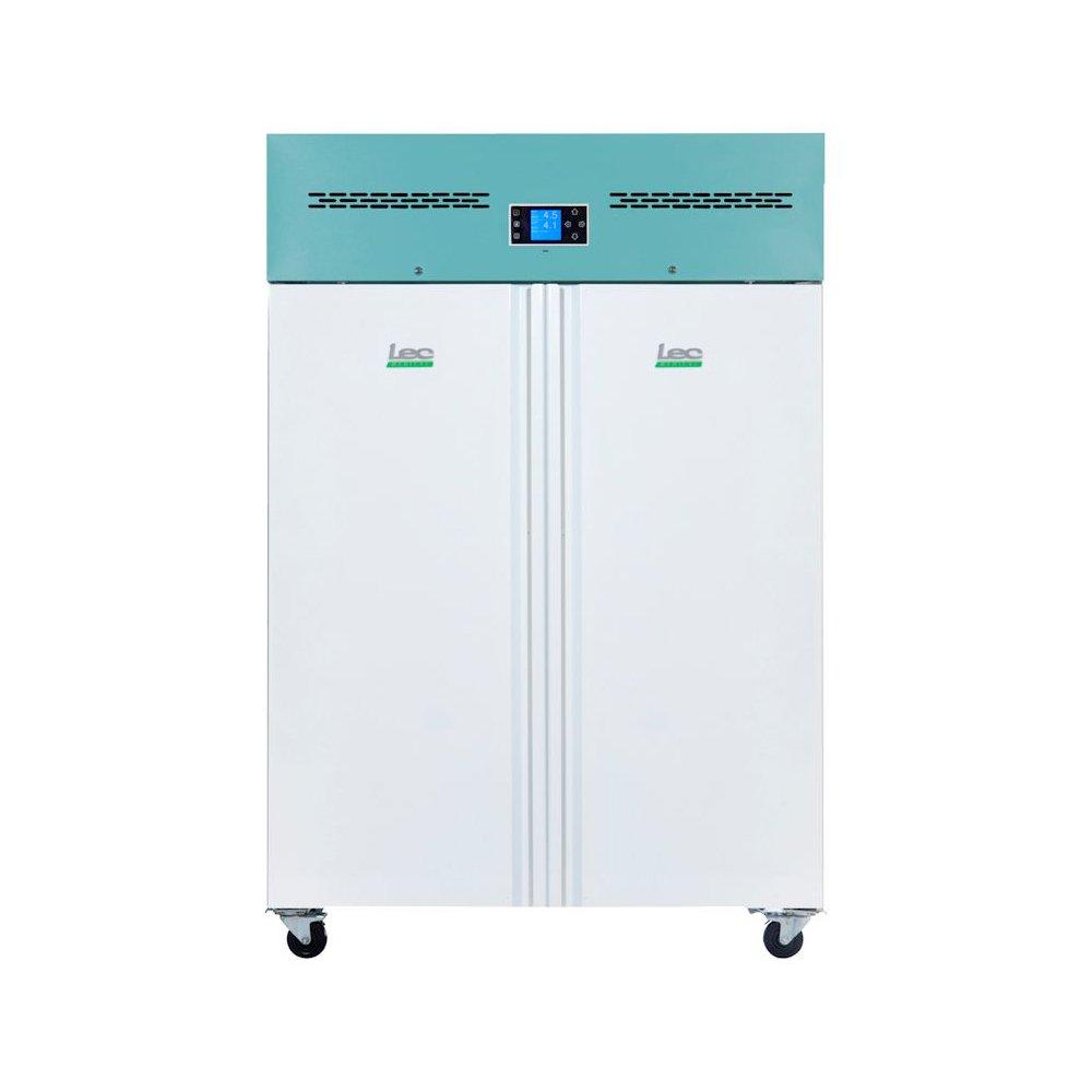 LEC PSR1200 Freestanding 1200L Pharmacy Fridge (Solid Door)
