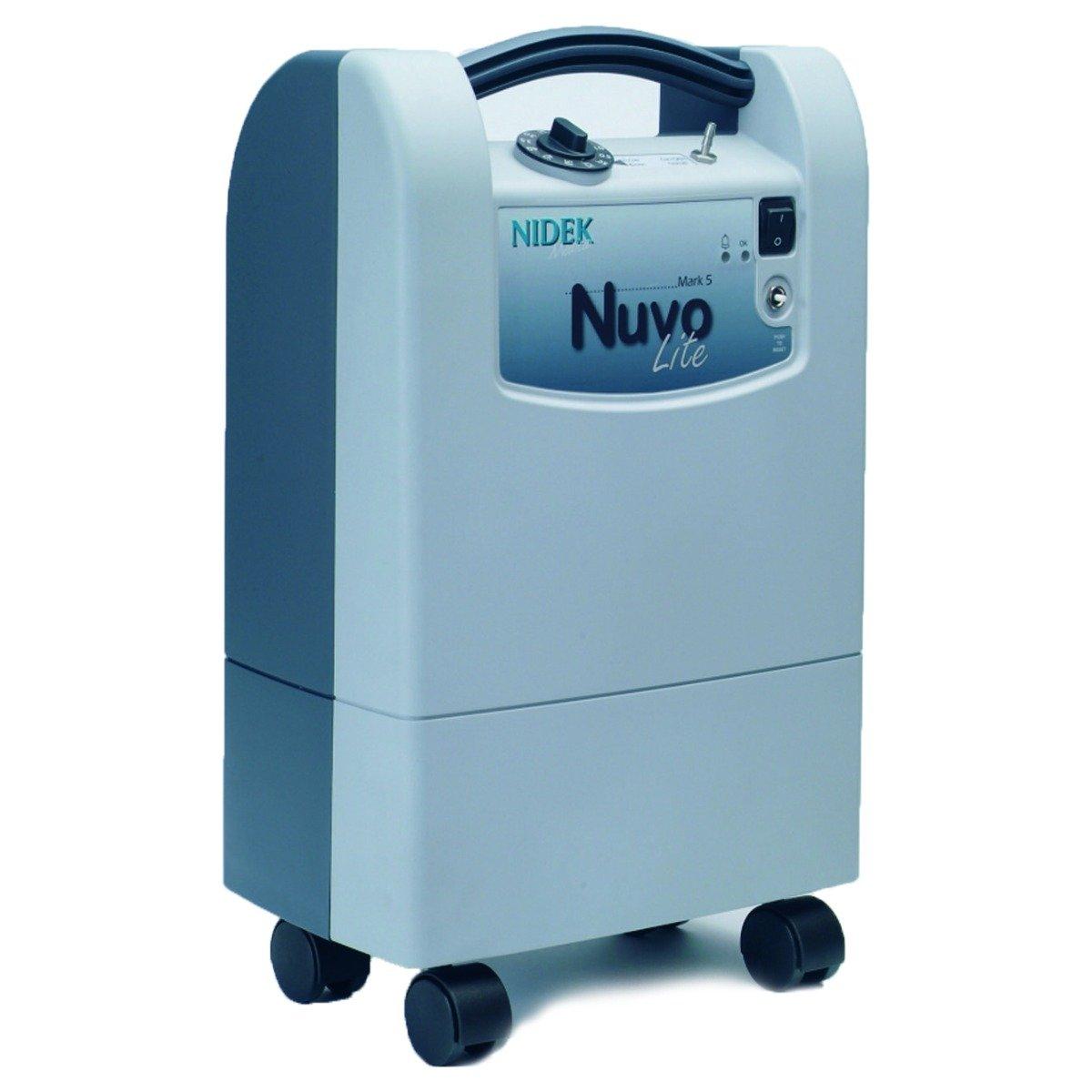 NIDEK Nuvo Lite 3 - 3LPM Domestic Oxygen Concentrator