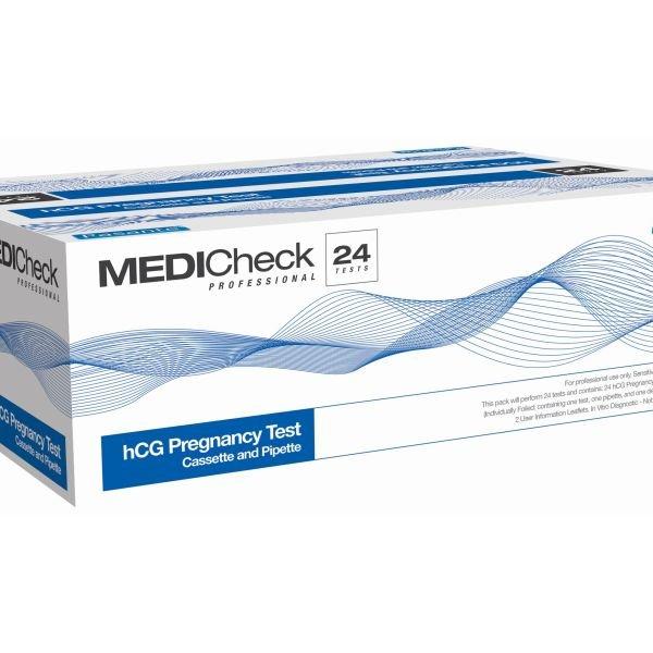 Pasante MEDICheck Cassette & Pipette Pregnancy Test
