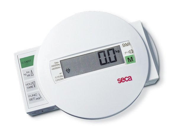 SECA 985 Electronic Bed and Dialysis Scale