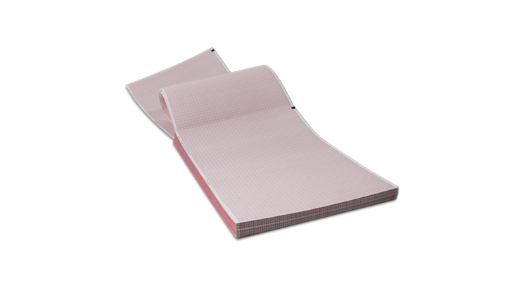 SECA CT480ZPi Z-fold ECG Paper for CT8000P