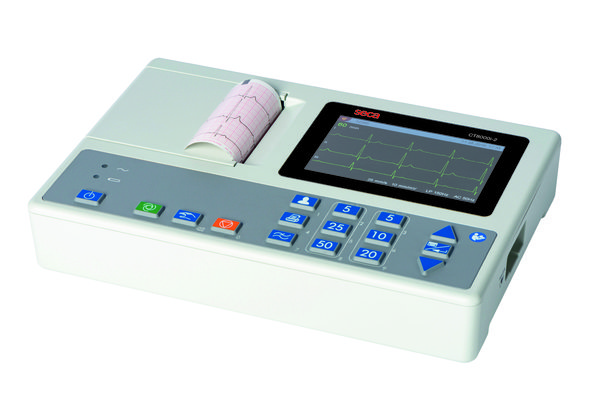 SECA CT8000i-2 Interpretive ECG Monitor