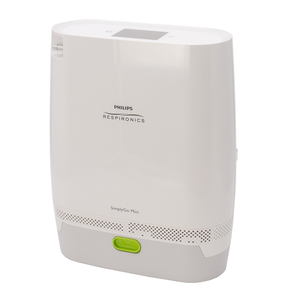 Philips Respironics SimplyGo Mini Portable Oxygen Concentrator with Standard Battery