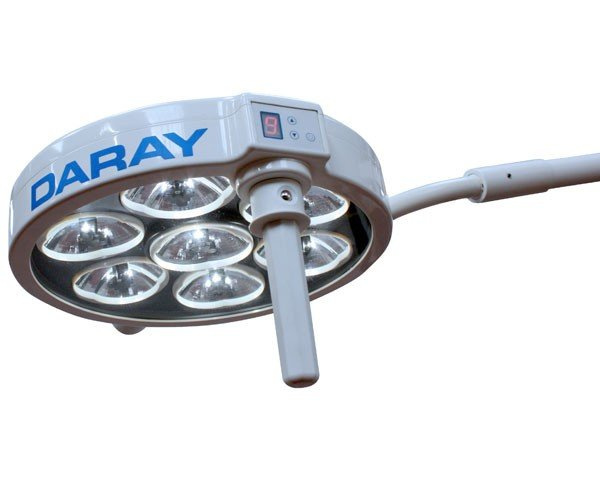 DARAY S430 Wall Mounted LED Minor Surgical Light