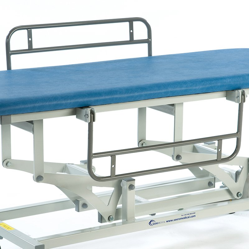 Side support rails (Pair) for Seers 2 Section Couches