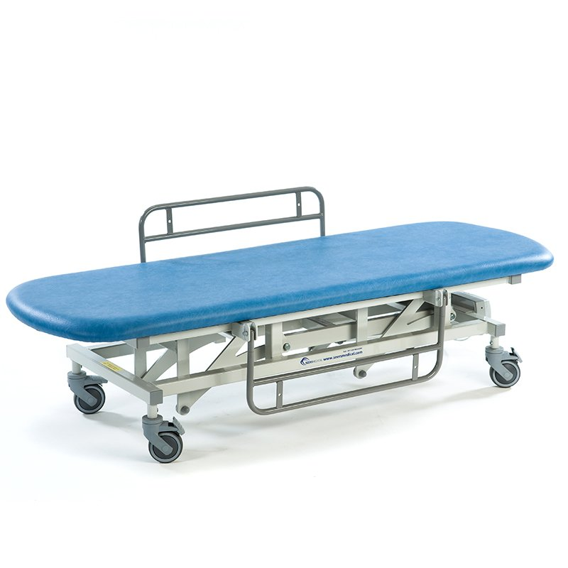 Sterling Electric Long Changing Table, 184cm with side rails