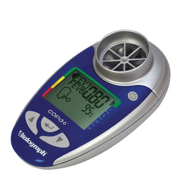 Vitalograph COPD-6 Bluetooth Respiratory Monitor