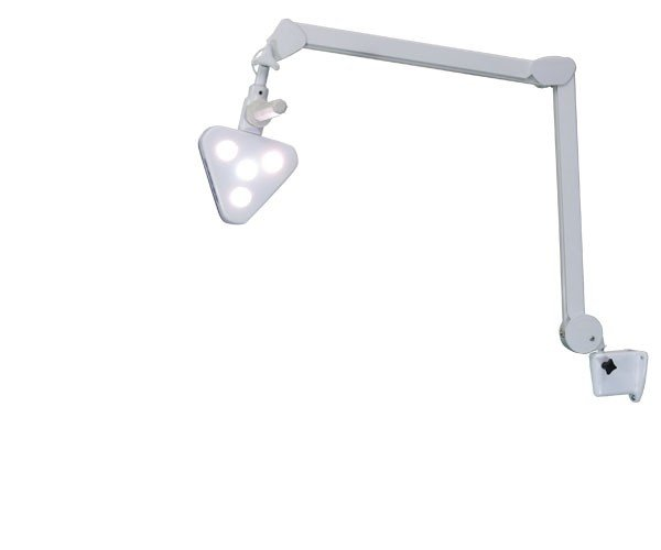 DARAY X740 Wall Mounted LED Examination Light