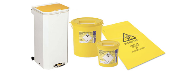 Sharps & Clinical Waste Disposal