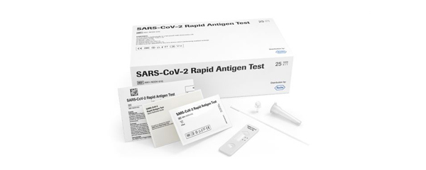 Lateral Flow Antigen & Antibody Tests